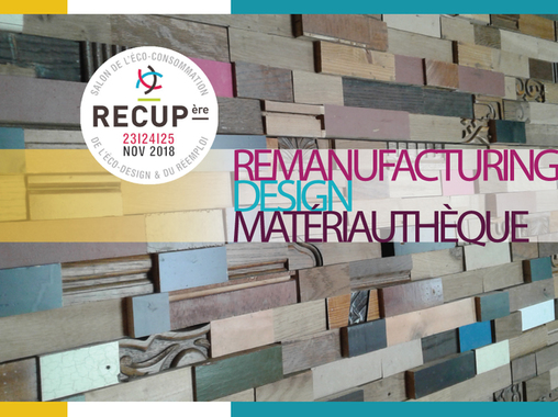 Conference: remanufacturing-design-materiautheque